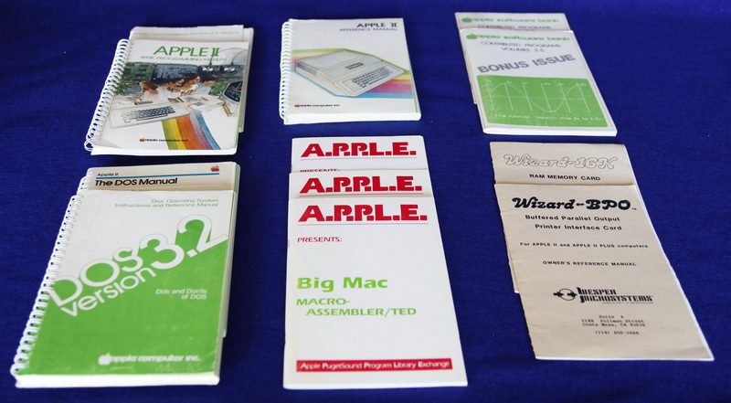 Apple ][ Plus Manuals
