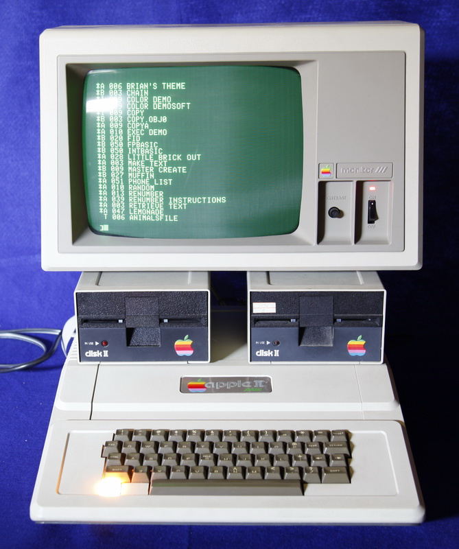 Apple ][ Plus System