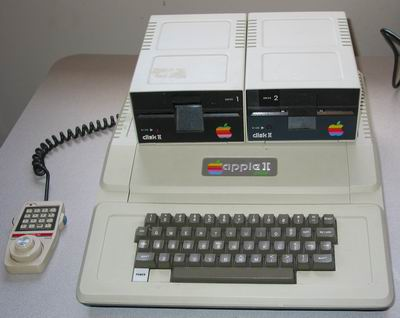The Apple ][ Plus Computer