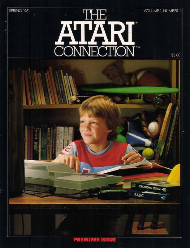 The Atari Connection Volume 1, Number 1
