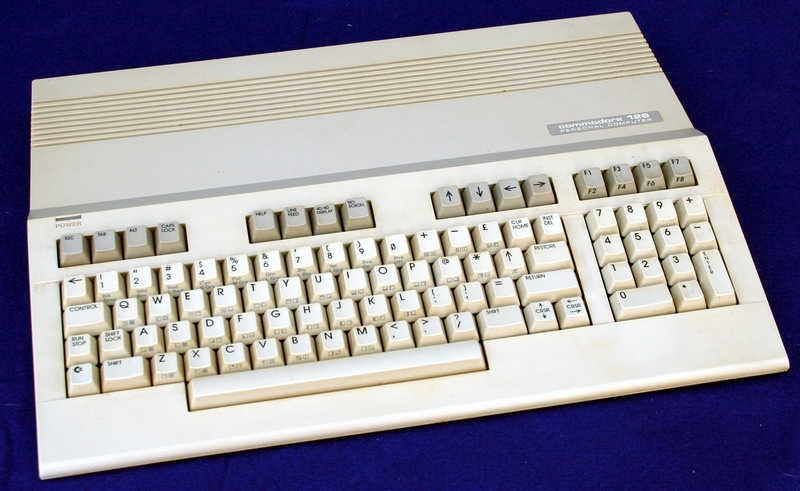 The Commodore 128 Computer