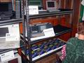 Here are some of the old portable computers displayed at the DigiBarn.