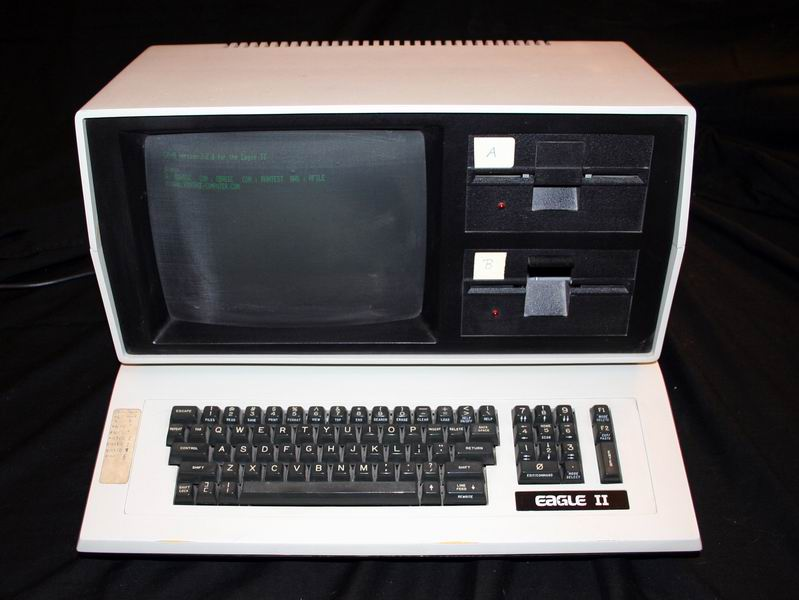 Eagle II all-in-one CP/M Computer