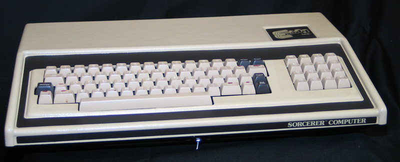 The Exidy Sorcerer Computer