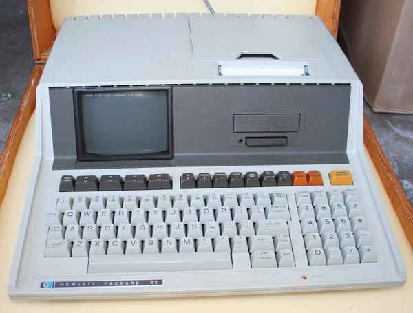 The Hewlett Packard 85 Computer