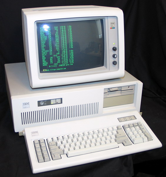 The IBM PC AT