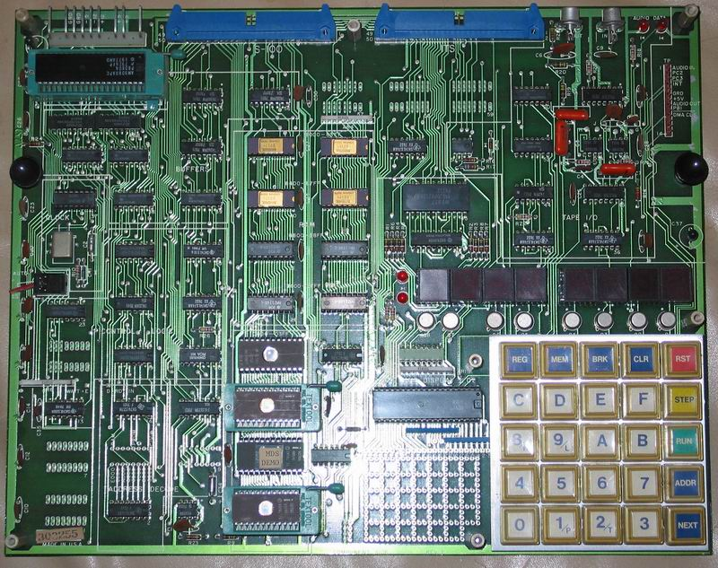 ICS Single Board Computer