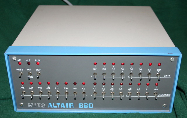 MITS Altair 680
