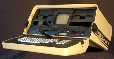 The Osborne 1 Portable Computer