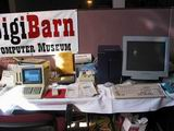 Several of the Digibarn's coolest machines were on display.