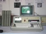 My personal favorite of Wayne's is his IBM 5100.  This machine represented the first IBM attempt at a