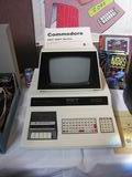 He also brought out his Commodore Pet 2001.