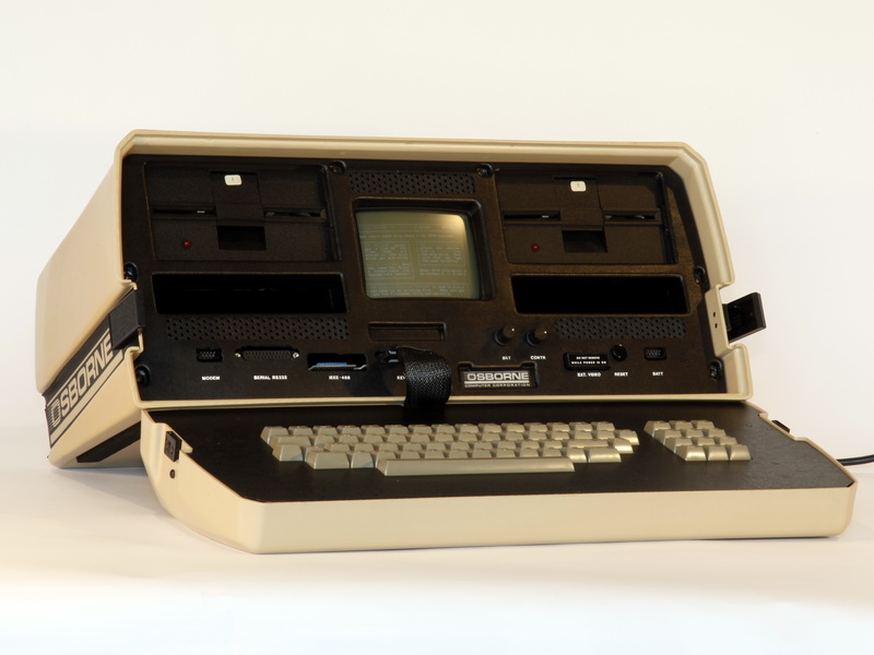 The Osborne 1a Portable Computer